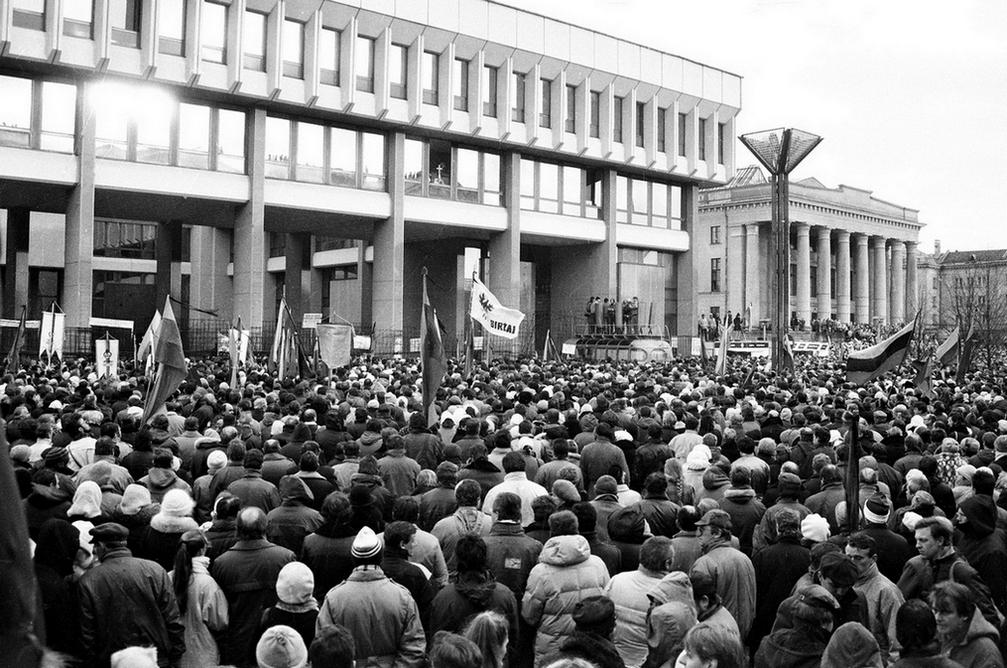 В Литве начался суд по январским событиям 1991 года - большинство обвиняемых являются гражданами РФ - Цензор.НЕТ 1332